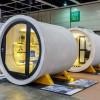 Hong Kong stylish Water Pipe Houses