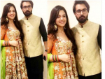 Zara Noor Abbas and Asad Siddiqui Pictures