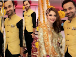 Neelum Muneer Sister Wedding
