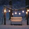 Outdoor Winter Decoration Ideas 2018