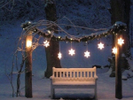 Outdoor Winter Decoration Ideas 2018