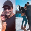 Wasim Akram Spends Quality Time with Wife