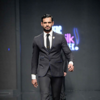 HSY Knight Collection Launches at PFDC Sunsilk Fashion Week 2018