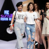 Hira Ali 'Woman is Future' at PSFW 18