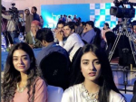 Sarah Khan and Noor Khan Spotted in Recent Event