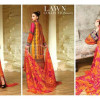 Shaista Lawn Summer Collection for Women 2018