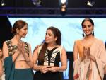 Natasha Kamal Ebru Fashion Collection at PFW SS 2018