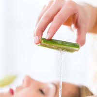 Aloe Vera Face Packs for Fair Skin