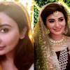 AYESHA KHAN'S RASM E HINA PICTURE GOT VIRAL ON SOCIAL MEDIA