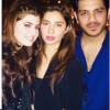Mahira at Birthday of Sadaf Wife of Fawad Khan