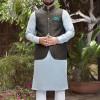 Shameel Khan Festive Kurta and Waistcoat Eid Collection