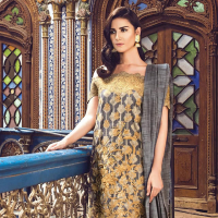 AlKaram Studio Eid Women Collection 2018