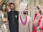 Sonam and Annad Wedding Reception