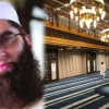 Junaid Jamshed Mosque Inauguration in Karachi