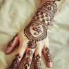 Eid ul Fitr Mehndi Designs for Kids 2018