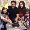 Shahid Afridi Emotional Message on Birthday of Daughter