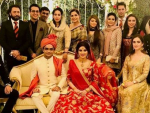 Wedding Pictures of Anchor Shahzeb Khanzada
