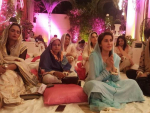 Shaista Lodhi Mehfil-e-Milad at Her Home