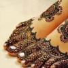 Latest Mehndi Feet Designs for Eid ul Fitr 2018