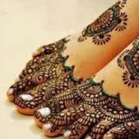 Latest Mehndi Feet Designs for Eid ul Fitr 2018