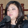 Nida Nusrat Starts Singing and Action Against Singers to Use Songs of Her Father