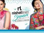 Nishat Linen Women Eid ul Fitr Collection 2018