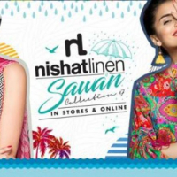 Nishat Linen Women Eid ul Fitr Collection 2018