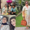 Elegant Images of Urwa Hocane with Her Mother in Law