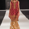 Attire by Bushra Wahid at PFW London