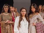 Shazia Kiyano Collection at PFW London 2018