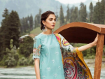 Zara Shahjahan Muskan Luxury Lawn Collection 2018