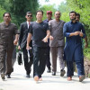 Imran Khan Morning Walk Video Viral