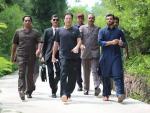 Imran Khan Morning Walk Video Viral