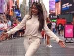 Meera Enjoying Holidays in New York