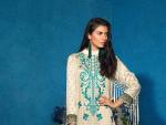 Alkaram Studio Viscose Embroidery Winter Collection 2018