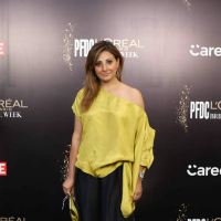 PFDC L'Oreal Paris Bridal Week Black Carpet – Day 2