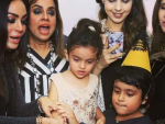 Sadia Imam Celebrated Birthday of Her Daughter 'Meerab'