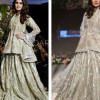 Kubra Khan on Ramp of PLBW 2018