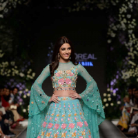 Nomi Ansari Bridal Collection 'Maya' Showcased on PLBW 18