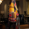 Asim Jofa Charmeuse Silk Collection 2018-19