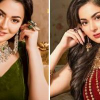 Hania Amir Latest Shoot for Jewellery Brand