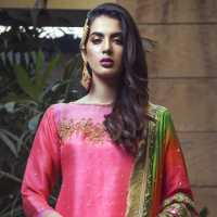 Kiran Faheem Wedding Collection 2018-19