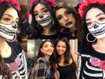 Ramsha Khan enjoy Halloween Party with Friends