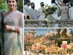 Deepika Ranveer Wedding First Picture