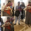 Sania Mirza with Baby Izhaan Mirza Malik Back to Home