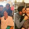 Sania Mirza Birthday Celebration with Family & Husband