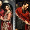 Ahsan Khan & Sonya Hussyn Bridal Couture Week 2018