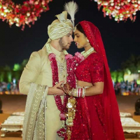 Pak & Indian Artists Congratulation to Priyanka and Jones