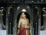 Uzma Babar Bridal Wear Muhabbat Collection at BCW 2018