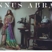 Annus Abrar Women Bridal Collection 2019